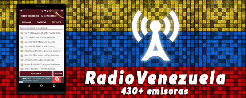 98be91b82d1a0 Descargar RadioVenezuela - Radio emisoras de Venezuela en vivo por Internet  para Android